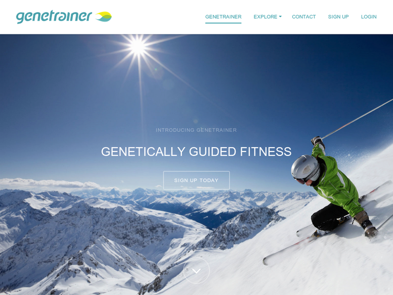 Images from Genetrainer