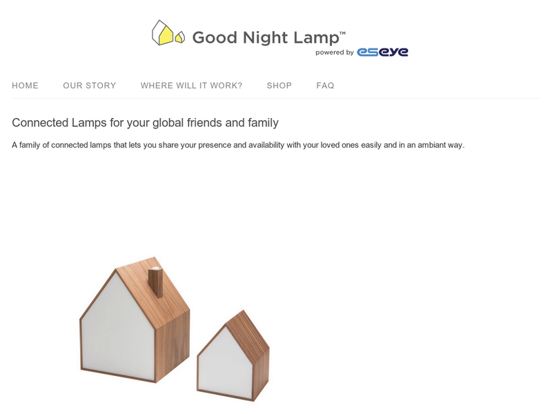 Images from GoodNightLamp