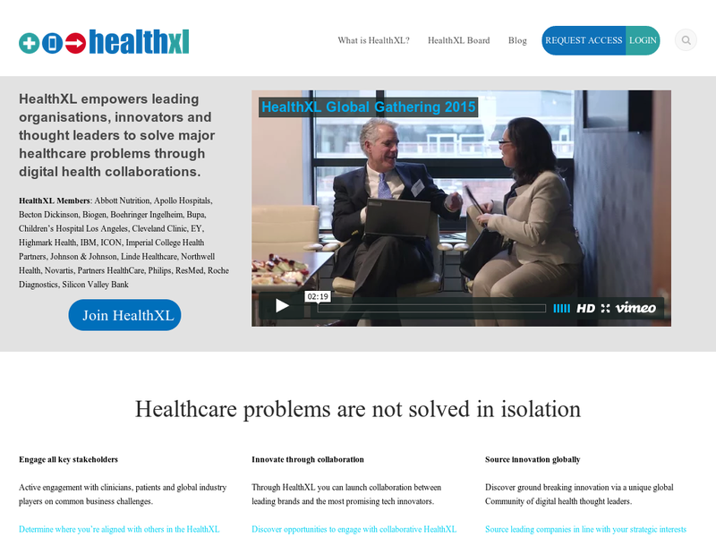 Images from HealthXL
