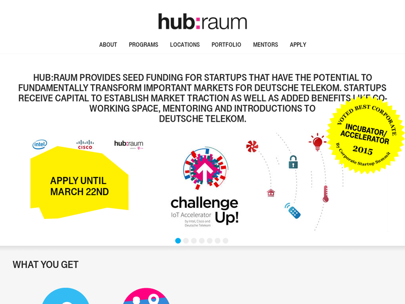 Images from Hub:Raum