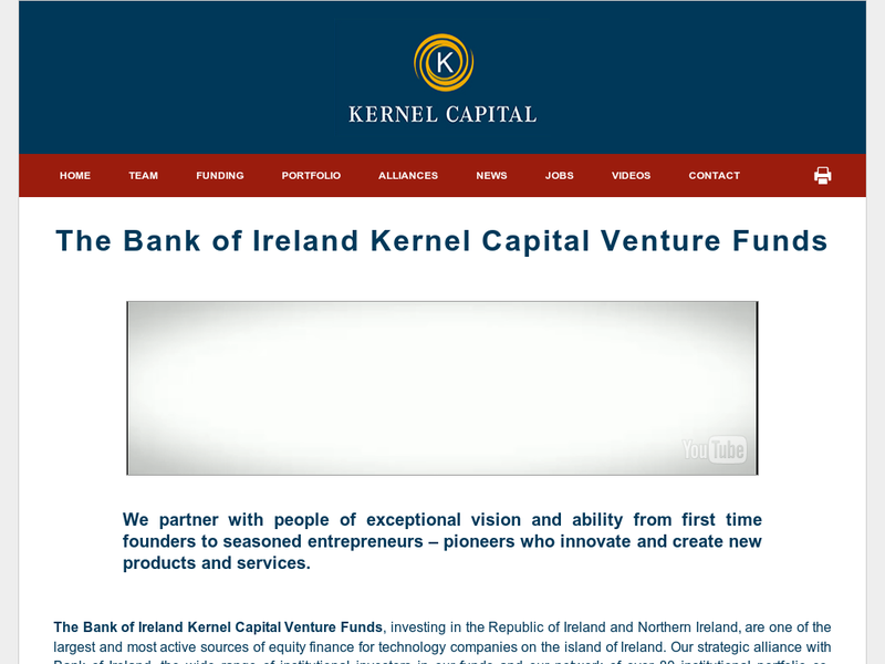 Images from Kernel Capital