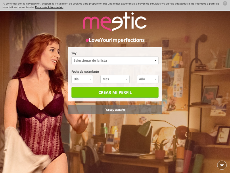 Images from Meetic