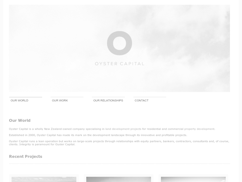 Images from Oyster Capital