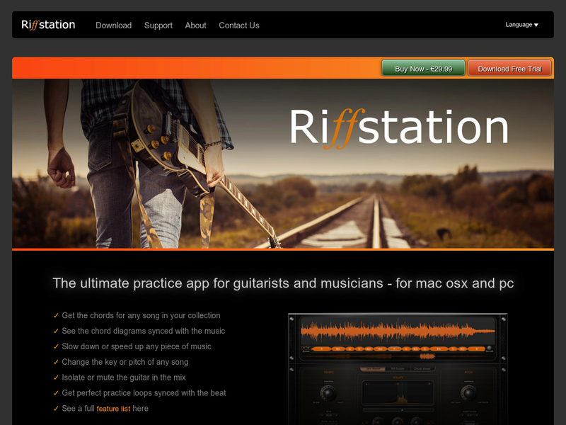 riffstation free  for pc