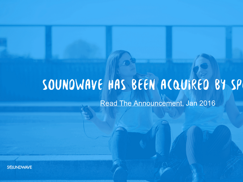 Images from Soundwave
