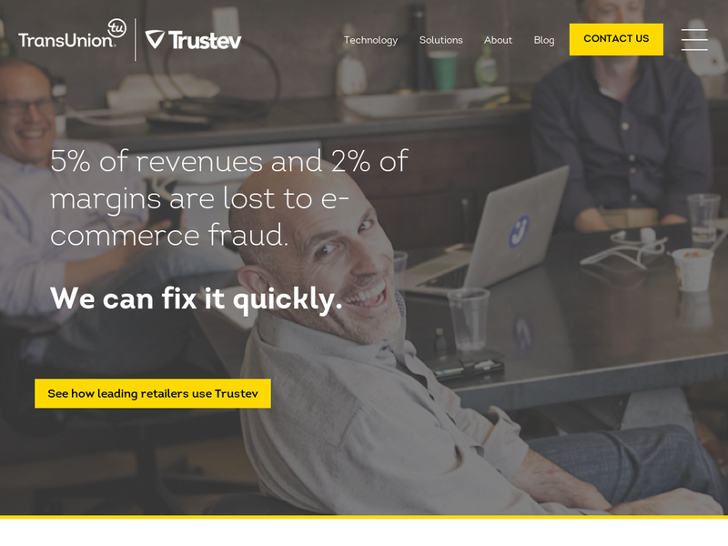 Images from Trustev