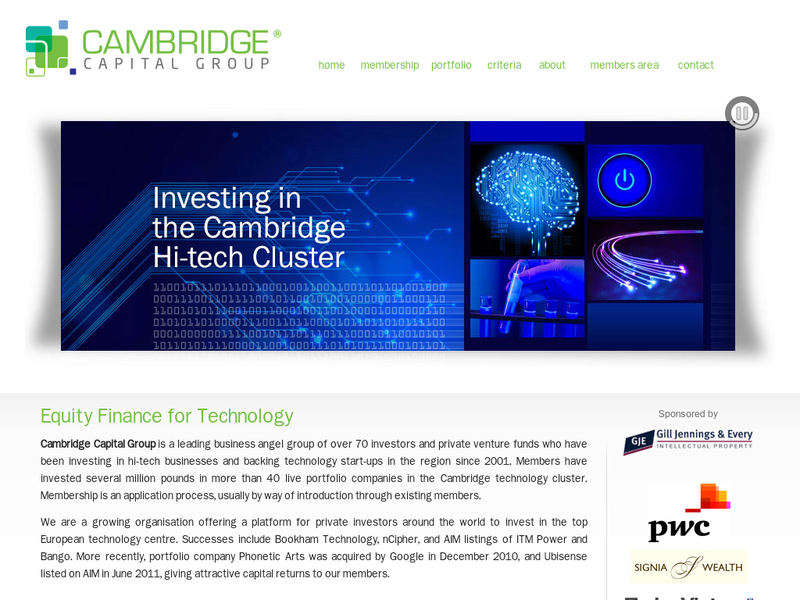 Images from Cambridge Capital Group
