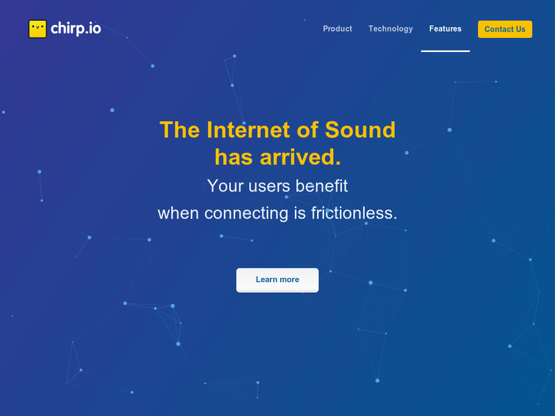 Images from Chirp.io