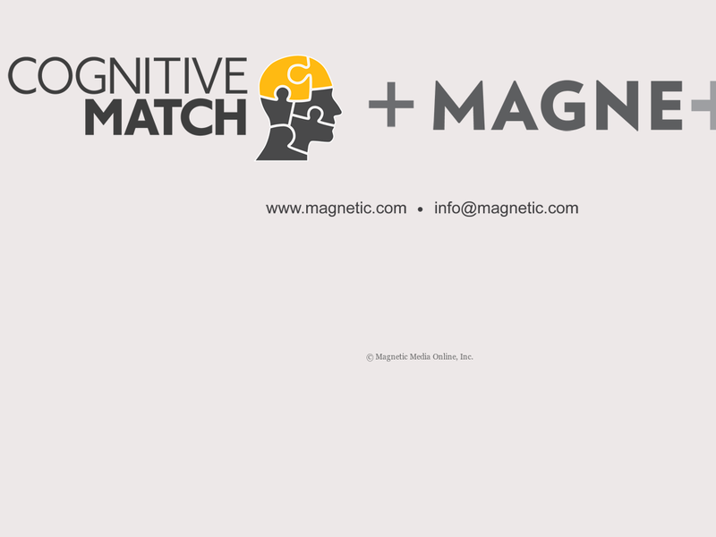 Images from Cognitive Match