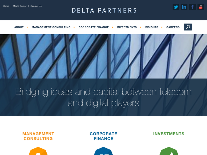 Images from Delta Partners Group