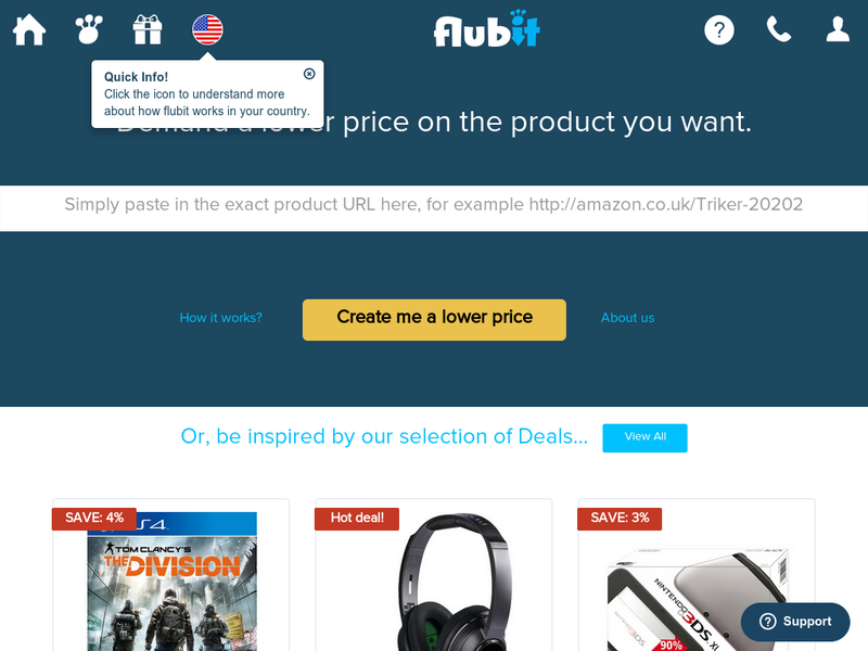 Images from Flubit
