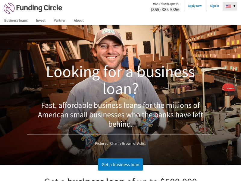 Images from Funding Circle