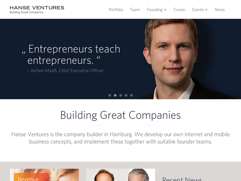 Images from Hanse Ventures BSJ