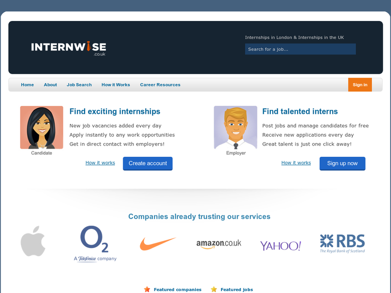 Images from Internwise