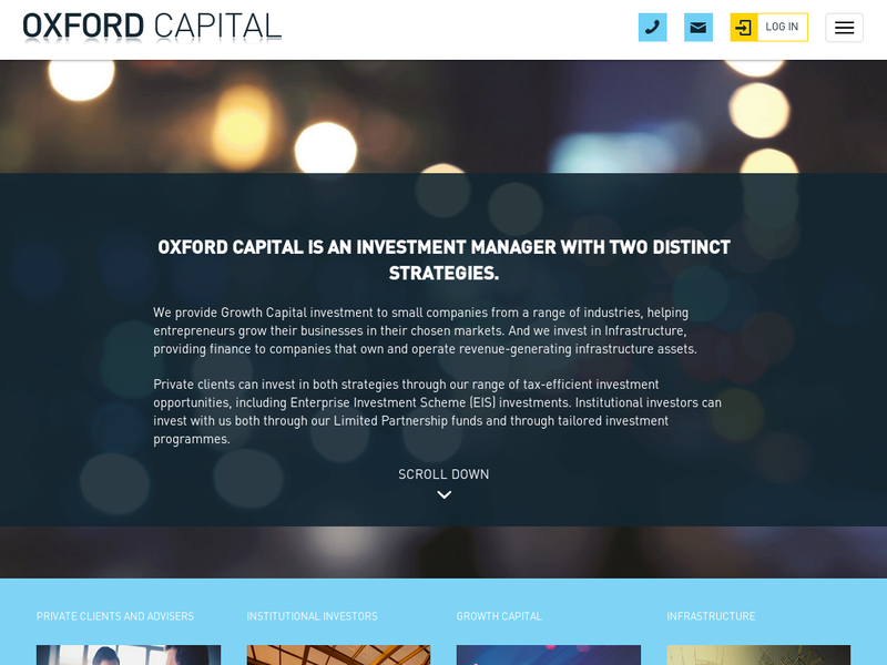 Images from Oxford Capital Partners