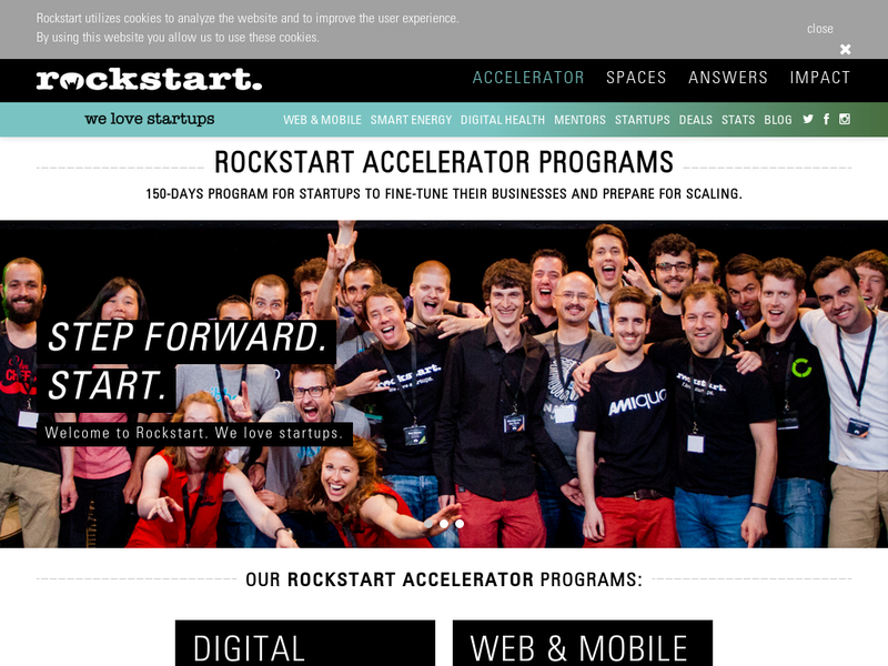 Images from Rockstart