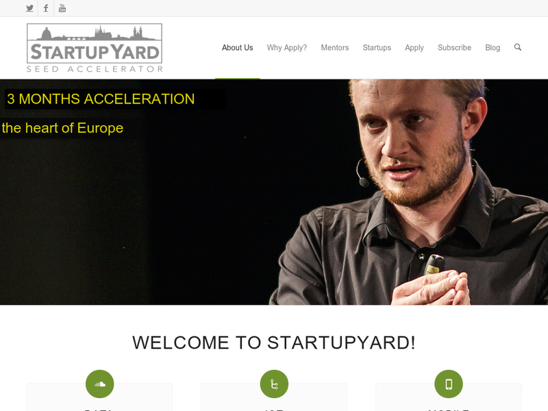 Images from Startup Yard