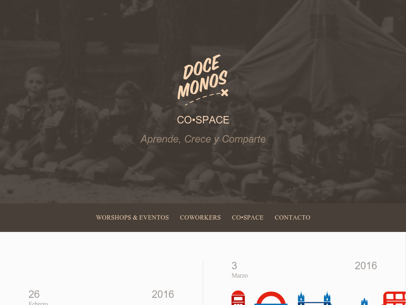 Images from Doce Monos Co•space