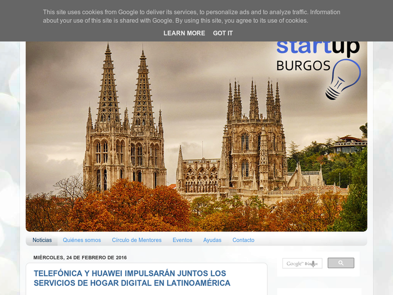 Images from Startup Burgos