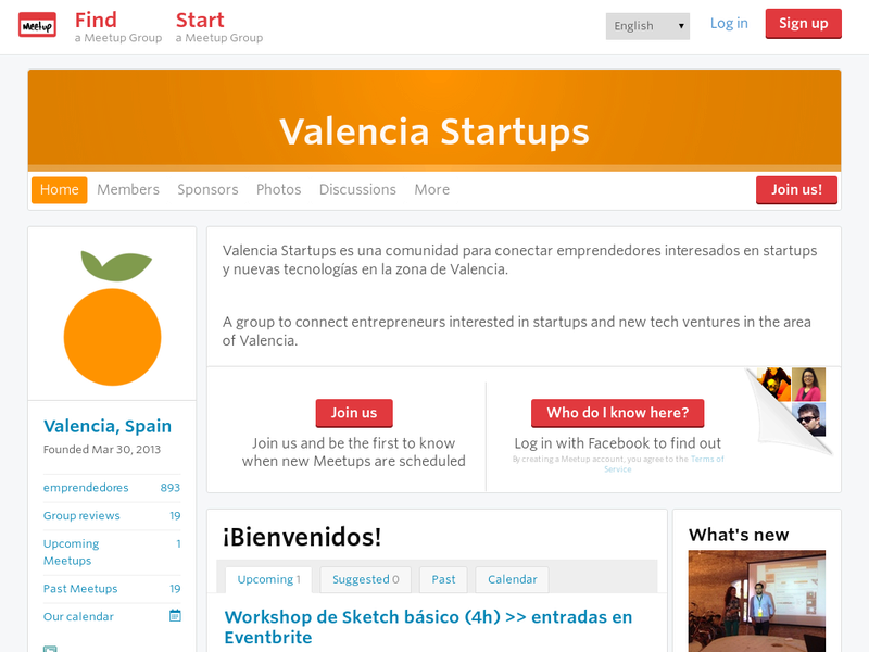 Images from Valencia Startups