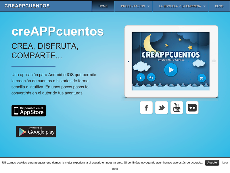 Images from Creappcuentos