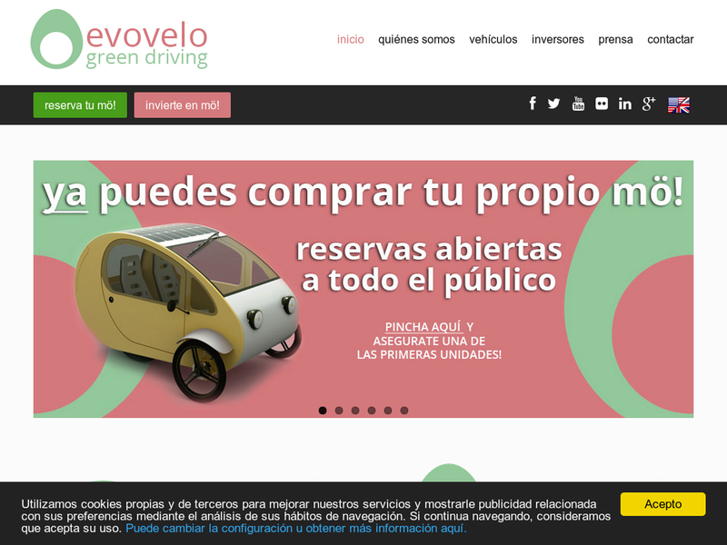Images from evovelo
