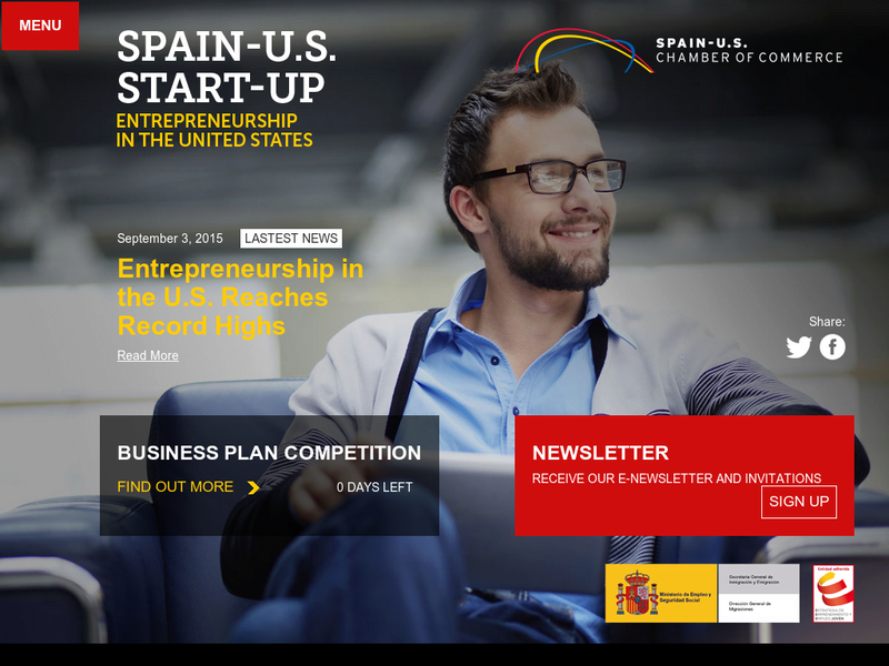 Images from Spain U.S. Start-Up