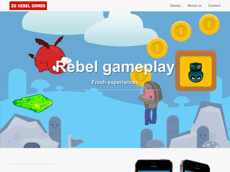Images from 2D Rebel Games