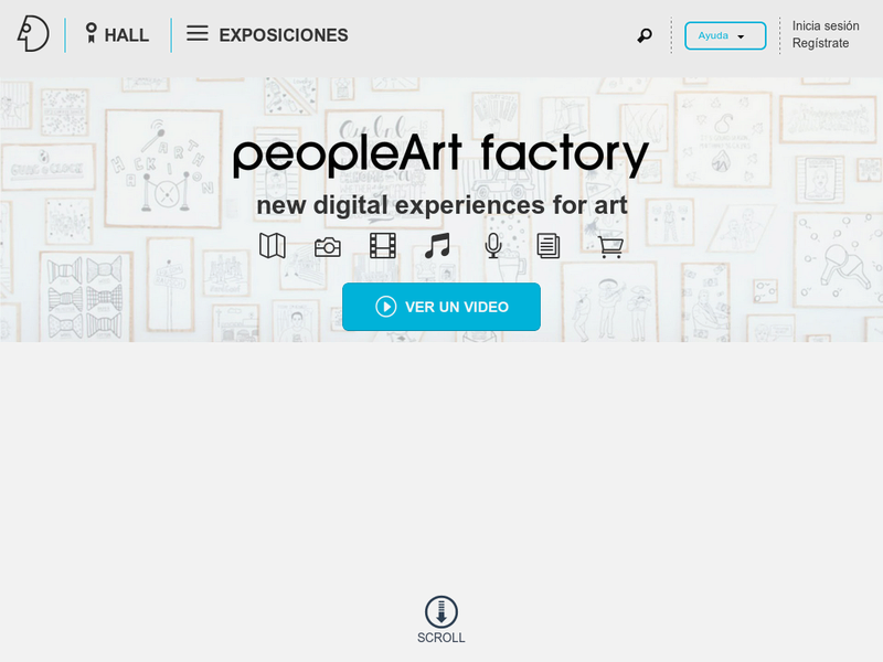 Images from People Art Factory