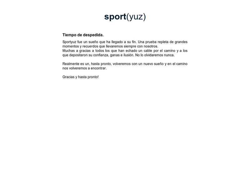 Images from Sportyuz
