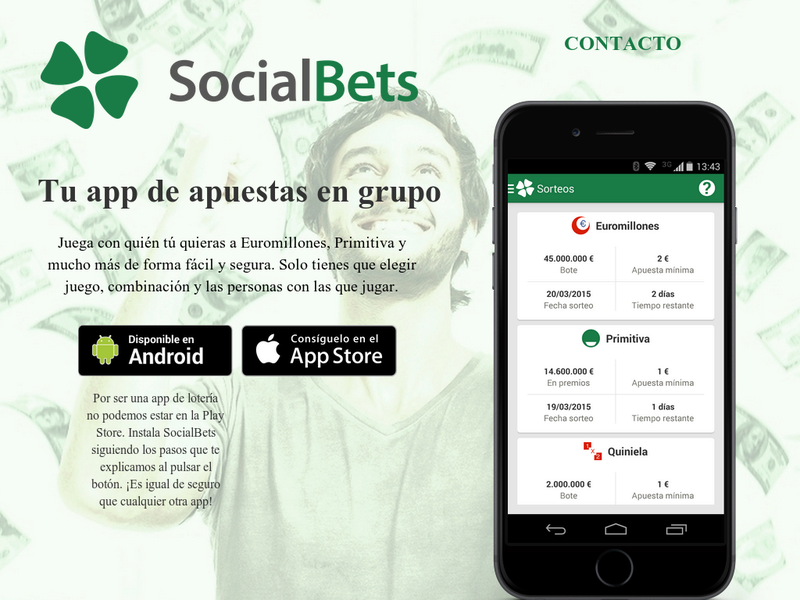 Images from SocialBets