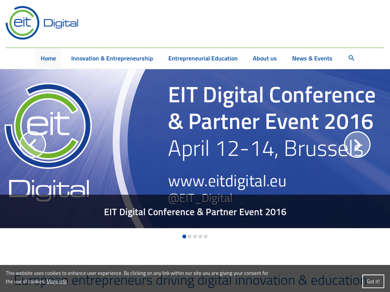Images from EIT Digital