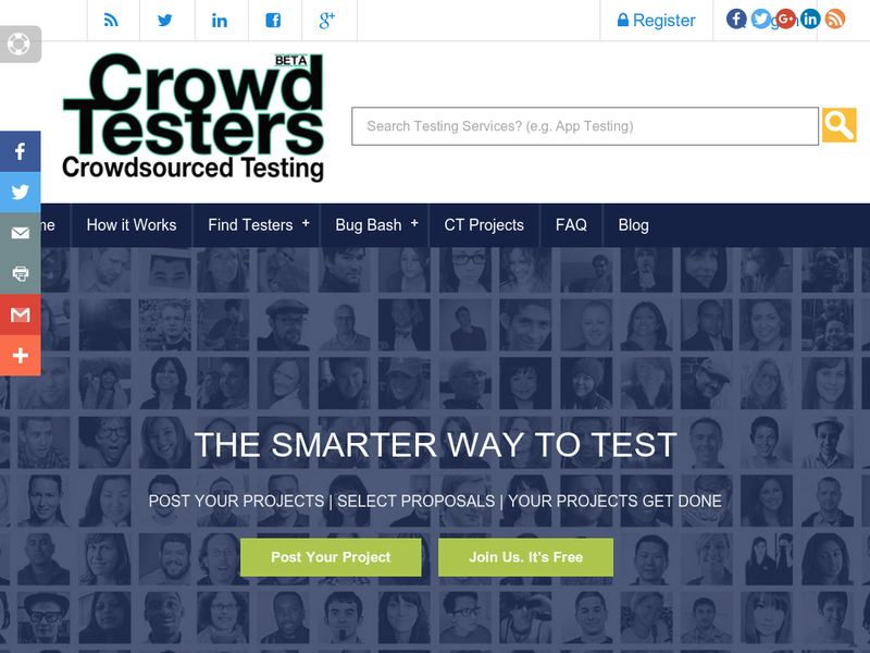 Images from CrowdTesters