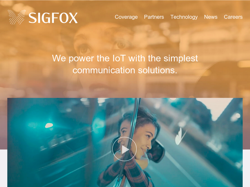 Images from Sigfox