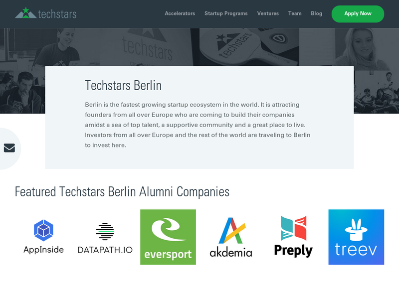 Images from TechStars Berlin