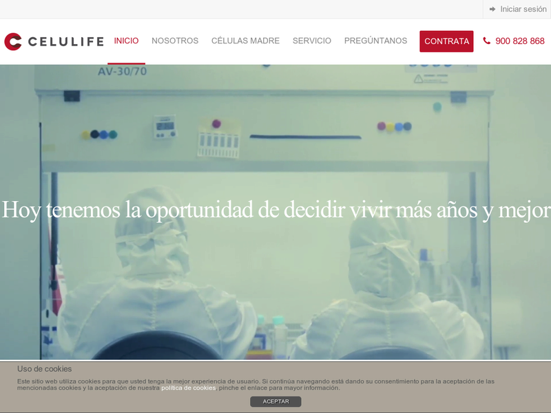 Images from Celulife