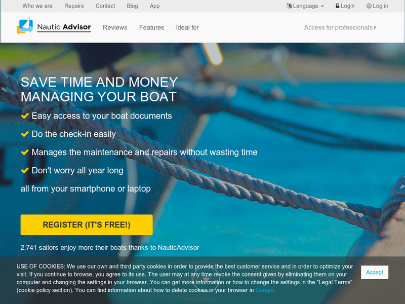 Images from NauticAdvisor