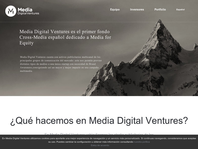 Images from Media Digital Ventures