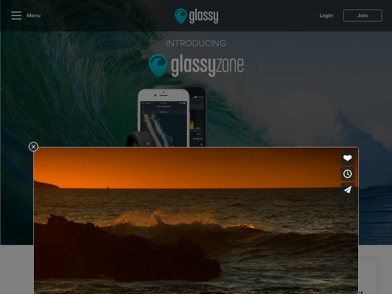 Images from Glassy