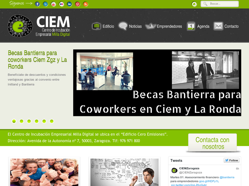 Images from CIEM Zaragoza