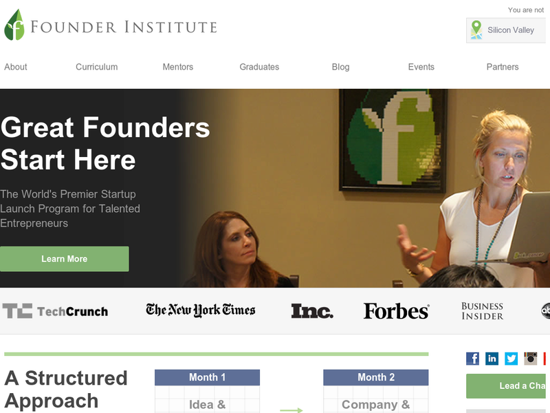 Images from Founder Institute