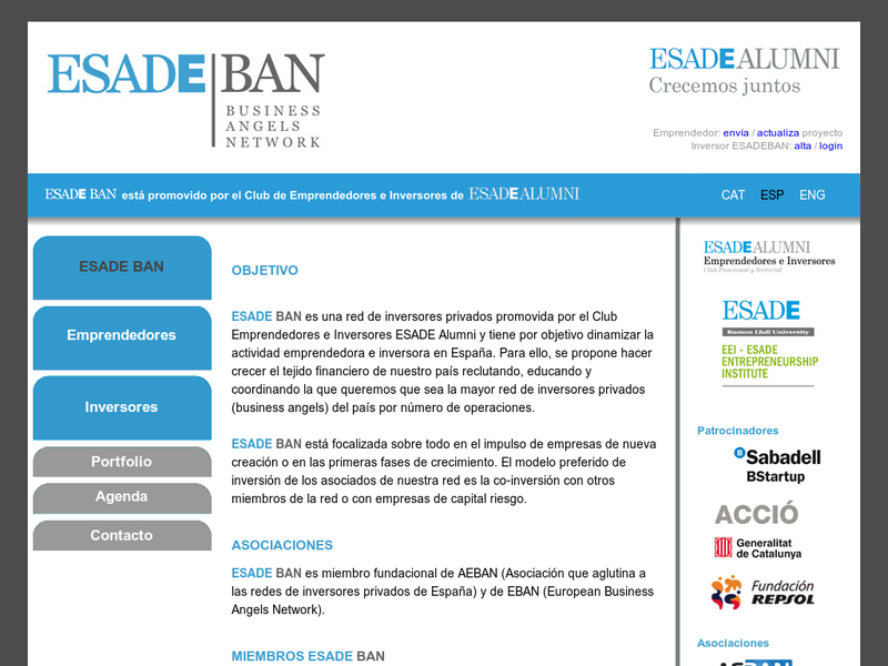 Images from ESADE BAN
