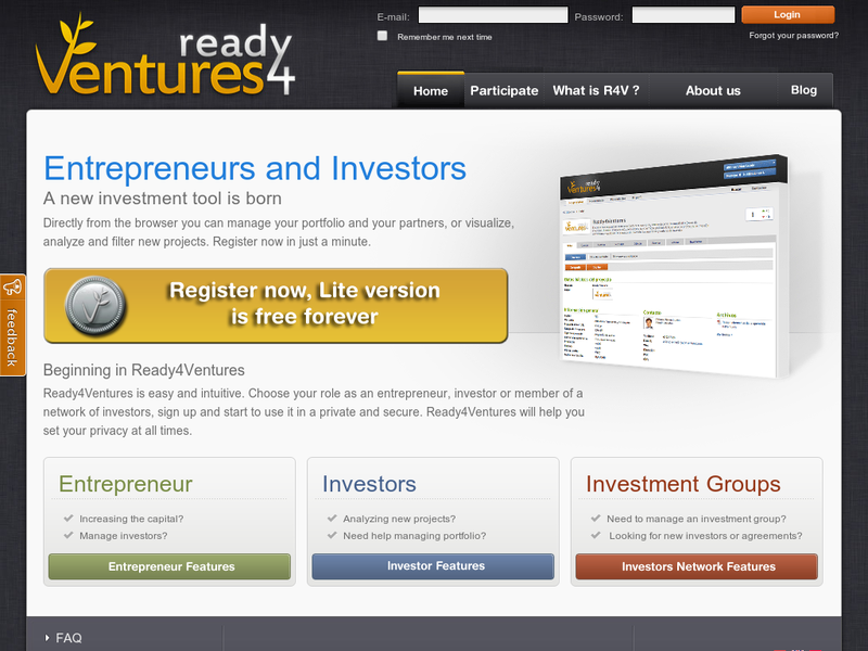 Images from Ready4Ventures