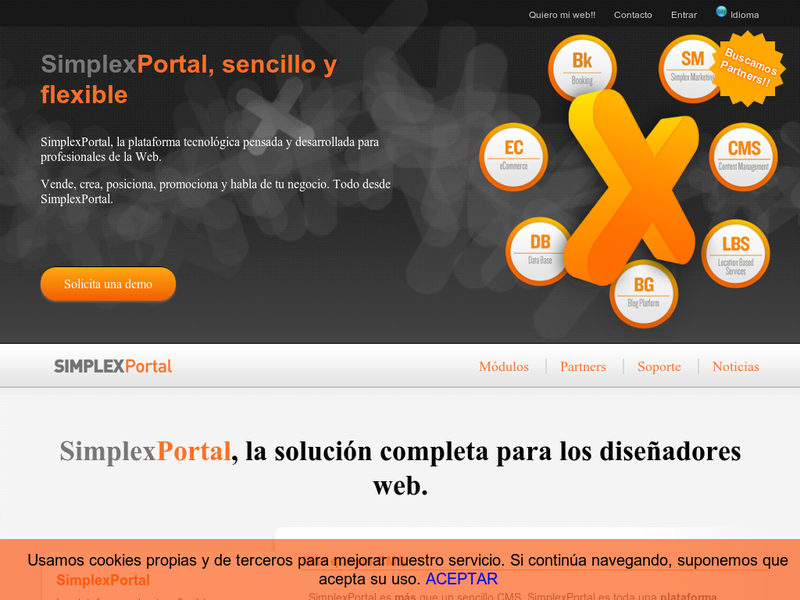 Images from Simplex Portal