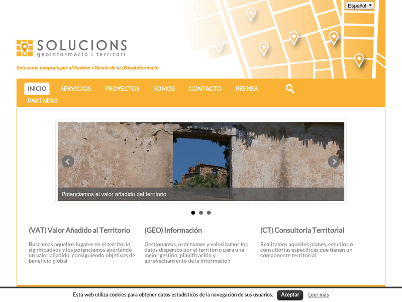Images from Solucions Geografiques