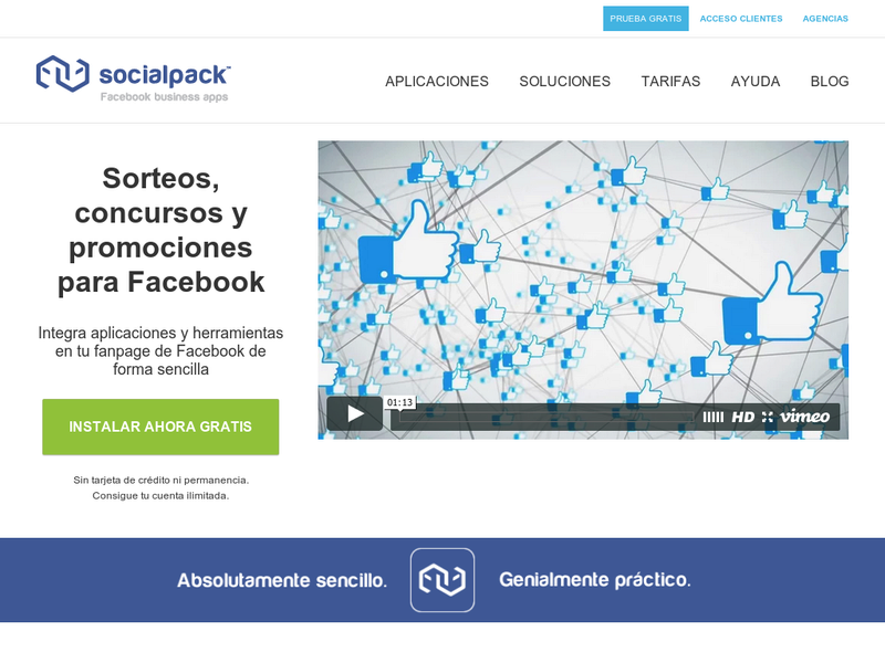 Images from SocialPack