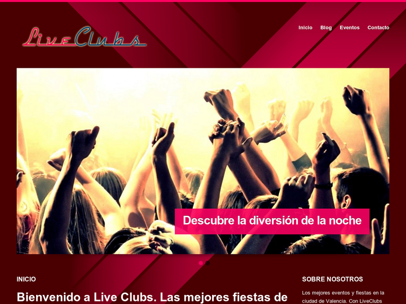 Images from Liveclubs