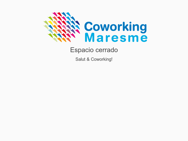 Images from Associació Coworking Maresme