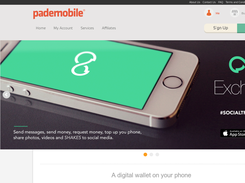 Images from Pademobile
