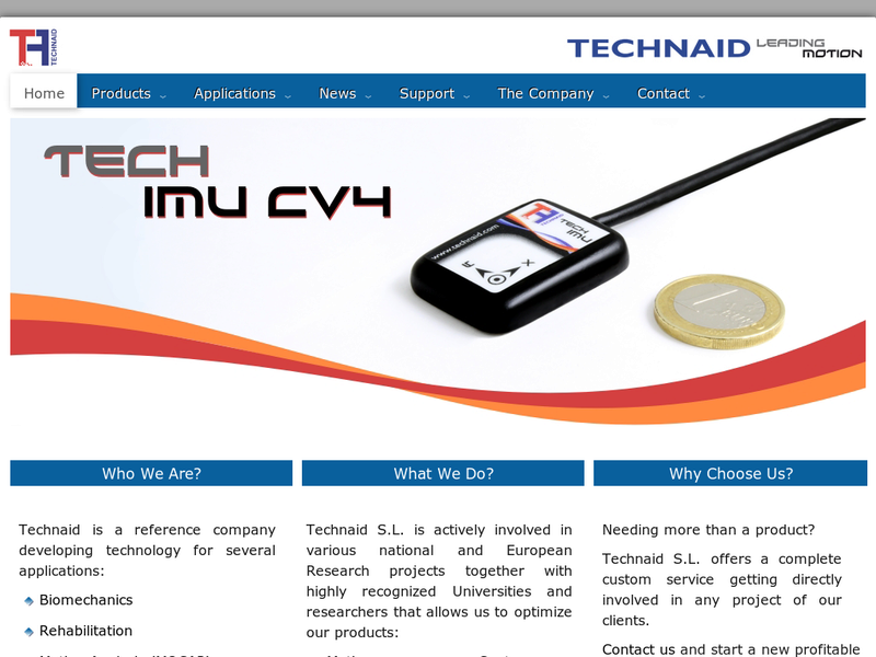 Images from Technaid